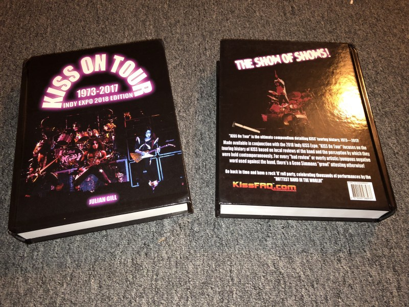 Final copies of the